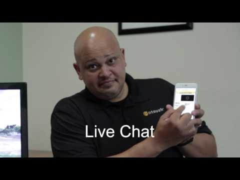 Product Tip: Live Chat on ntouch Mobile