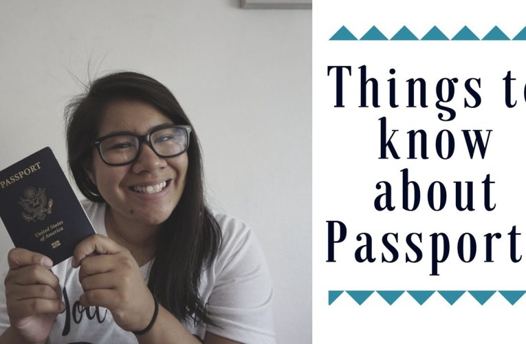 Things to know about Passport