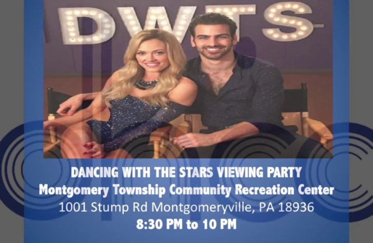 DWTS Viewing Party & ASL Night at Chick-fil-A (Montgomery Twp, PA)