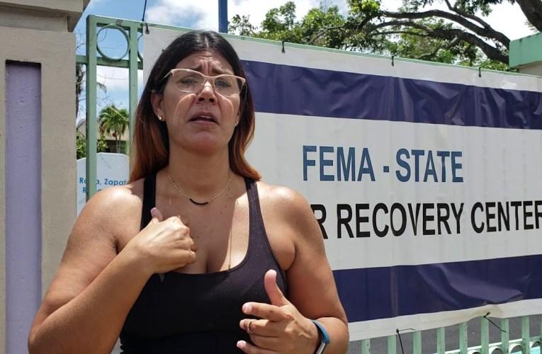 FEMA abandons the deaf community in Puerto Rico