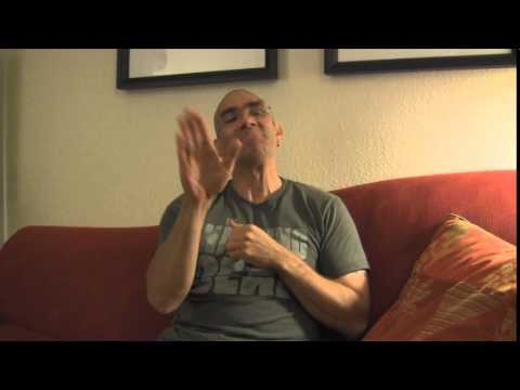 Keith Wann's ASL Comedy Tour interviews Crom Saunders