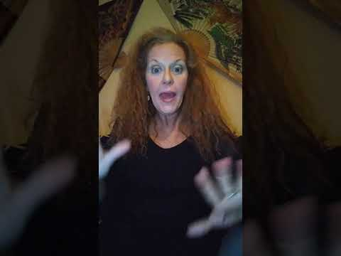 """""""Give Love on Christmas Day"""" in #asl with #deaftalent Jennifer Delora"""