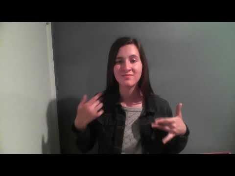 #whyIsign ALHS ASL 2
