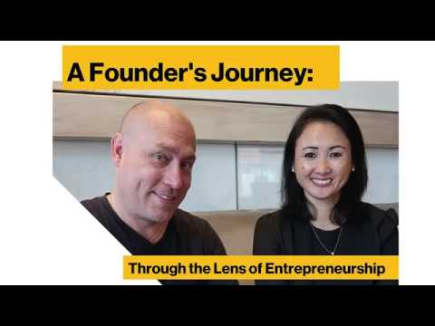 A Founder's Journey: A Panel Discussion on Entrepreneurship