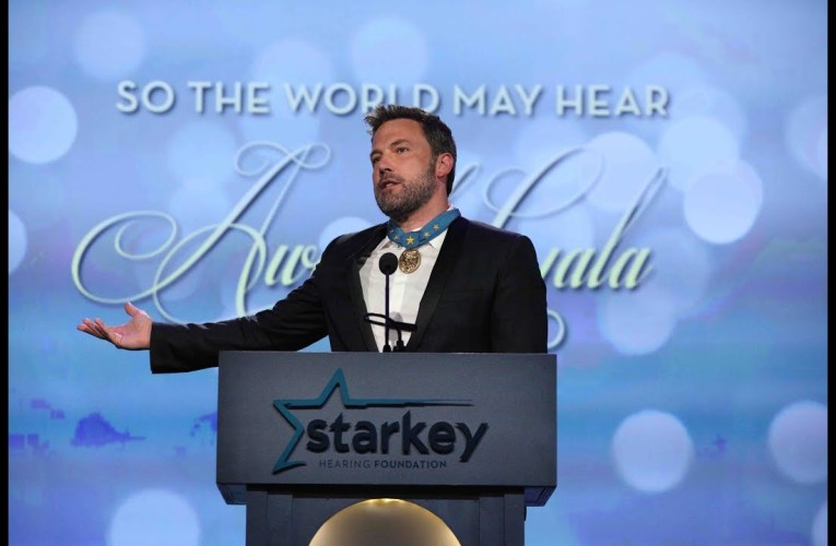 2017 So the World May Hear Awards Gala