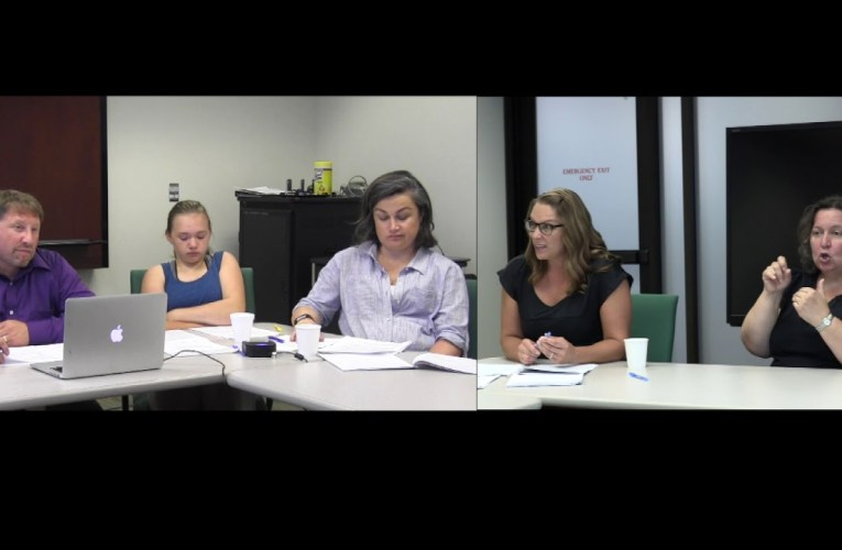 Mock IEP Meeting:  A Middle School Student