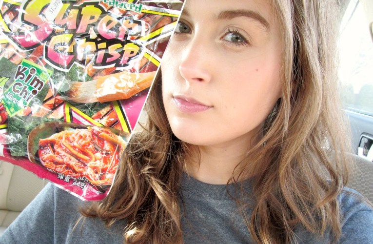 LET'S EAT: Asian Food Haul