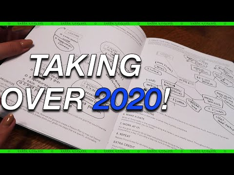 My Life Goals For 2020! (ft. Passion Planner) | Rikki Poynter