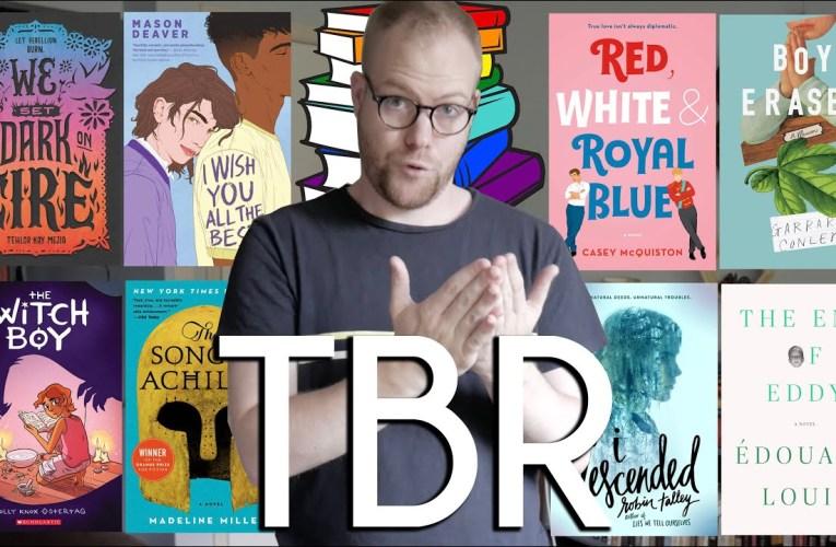 Round 3 TBR | Queer Lit Readathon
