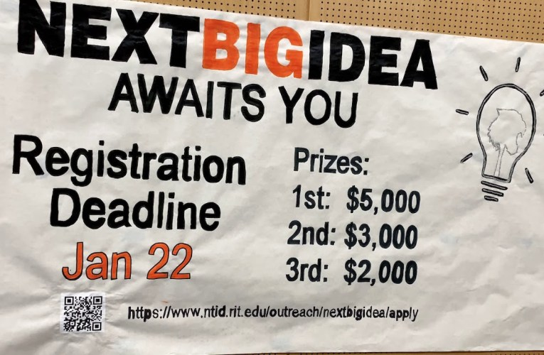 The Next Big Idea Competition Awaits You!