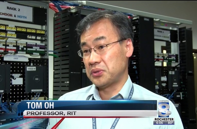 RIT on TV: Ending Unwanted Phone Calls