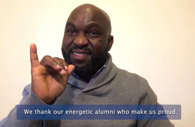 We have a lot to be grateful for at Gallaudet University