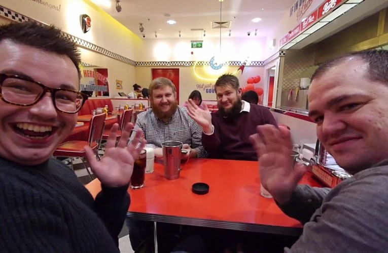 Deaf Inbetweeners   Deaf vlog disability subtitles cc accessibility