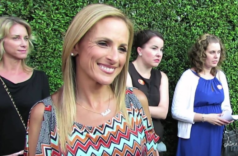 "Marlee Matlin Interview – ""Switched at Birth"""