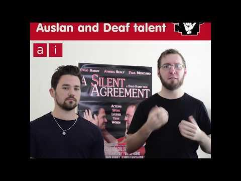 New film showcases Auslan and Deaf talent