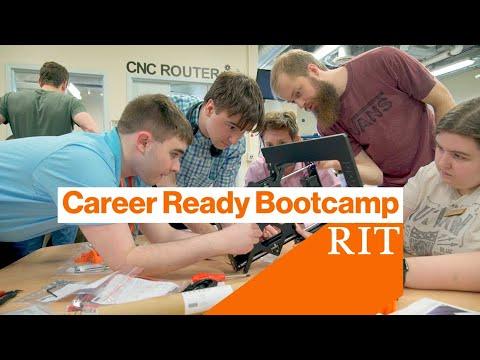 Career Ready Bootcamp at RIT