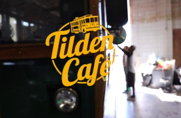 Tilden Cafe:  THE MAKEOVER