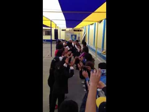 Rotary Appreciation in Chimbote, Peru