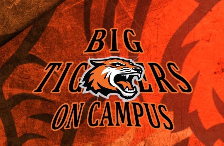 Big Tiger on Campus: Tiana Hose