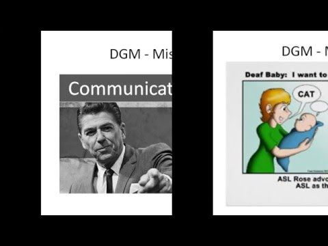Deaf Grassroots Movement – Deaf MS Rally   Suggested posters v4