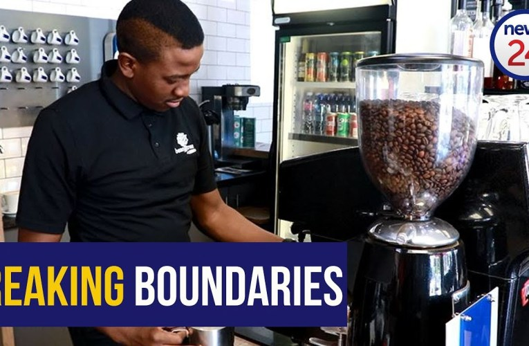 A whole latte love for SA's first-ever deaf barista champion