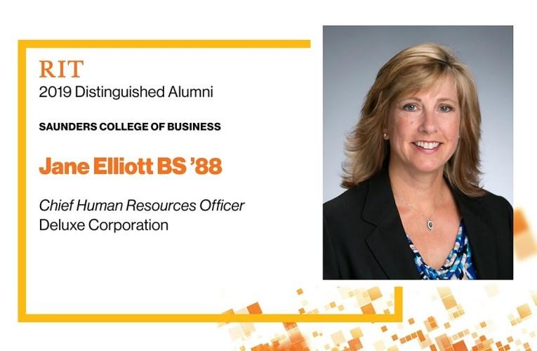 2019 SCB Distinguished Alumna: Jane Elliott BS '88