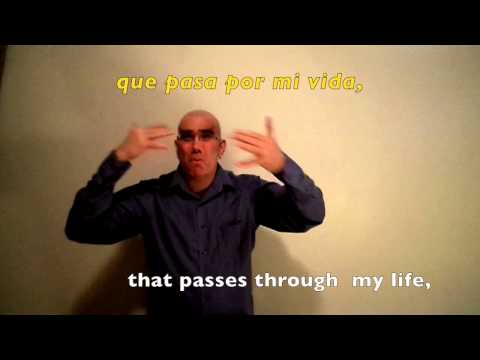 "Pablo Neruda's ""If You Forget Me"" translated into ASL"
