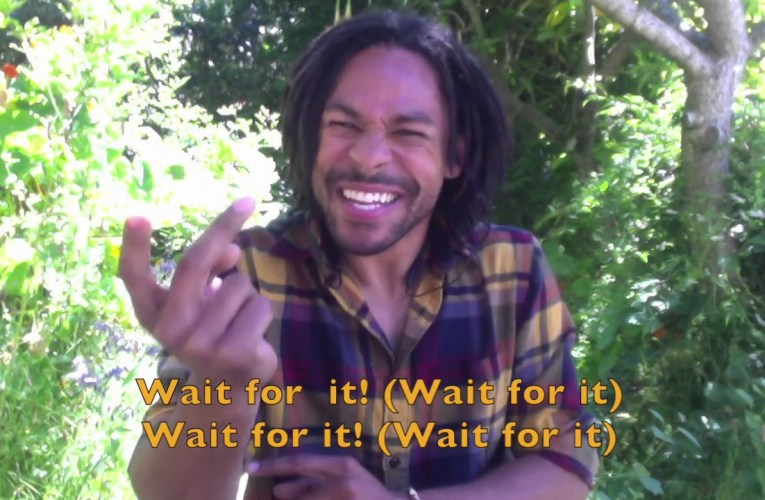 Wait for It – American Sign Language (ASL) from Broadway Musical Hamilton