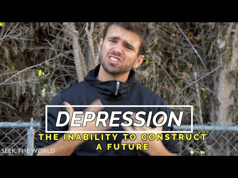 Depression – Inability To Construct A Future