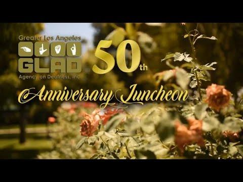 GLAD's 50th Anniversary Luncheon