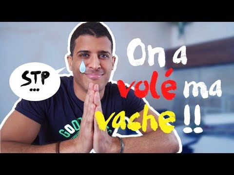 On a volé ma vache !! – My cow was stolen!! (EN SUB) – Dhafer