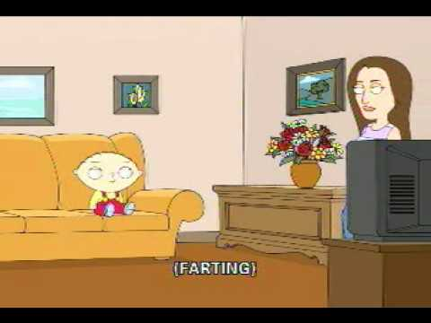 Stewie living with Marlee Matlin