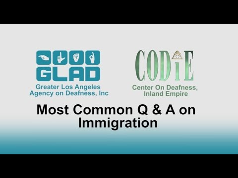 Most Common Q & A on Immigration