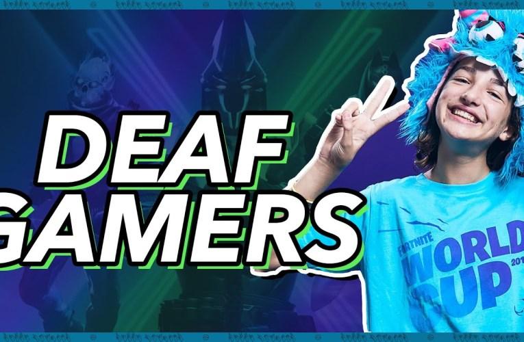 Deaf Gamers You NEED To Follow – Ewok & More! (American Sign Language)   Rikki Poynter