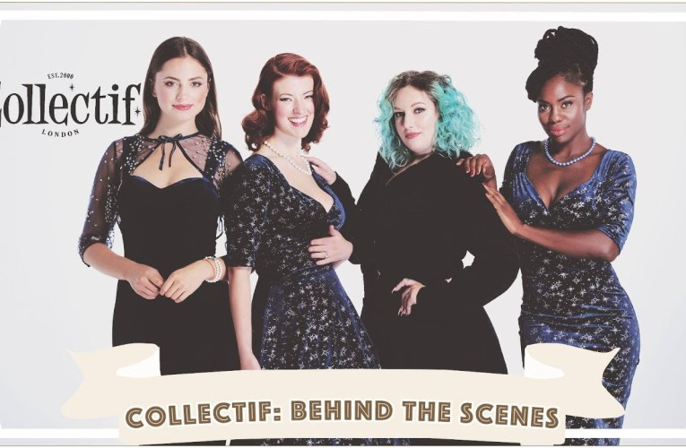 EXCLUSIVE- Behind The Scenes // Collectif Clothing Autumn/Winter 2017 [CC]