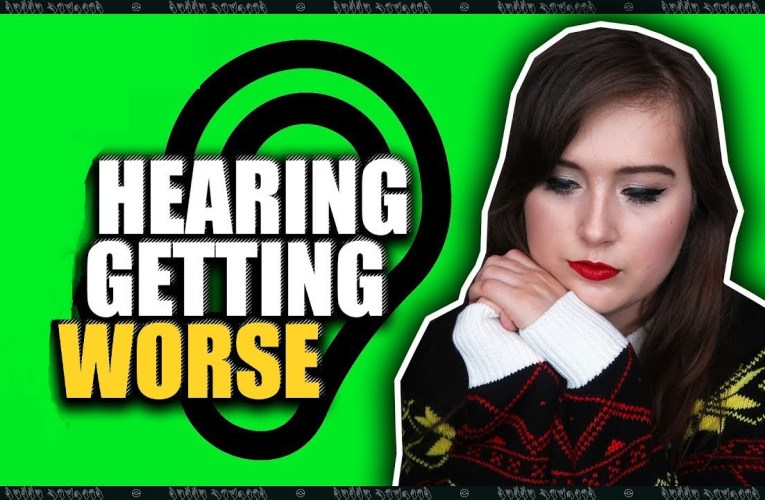 My Hearing Is Getting Worse | Vlogmas Day 13
