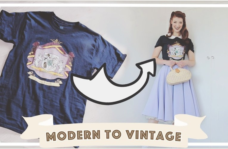 Making T-shirts Look Vintage Challenge // Vintage Starter Guide