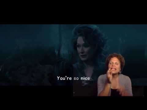 Into The Woods – Last Midnight (ASL)