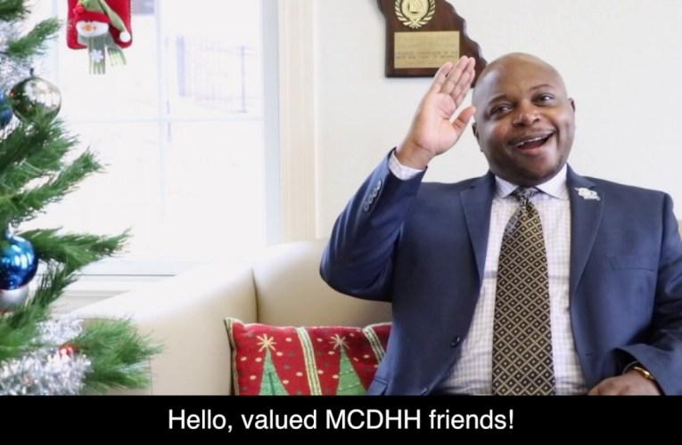 MCDHH Holiday Greetings 2019