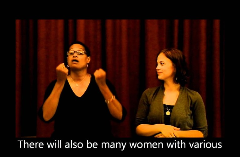 Deaf Women Day 2011