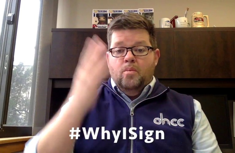 #WhyISign – A Call for Philly videos!