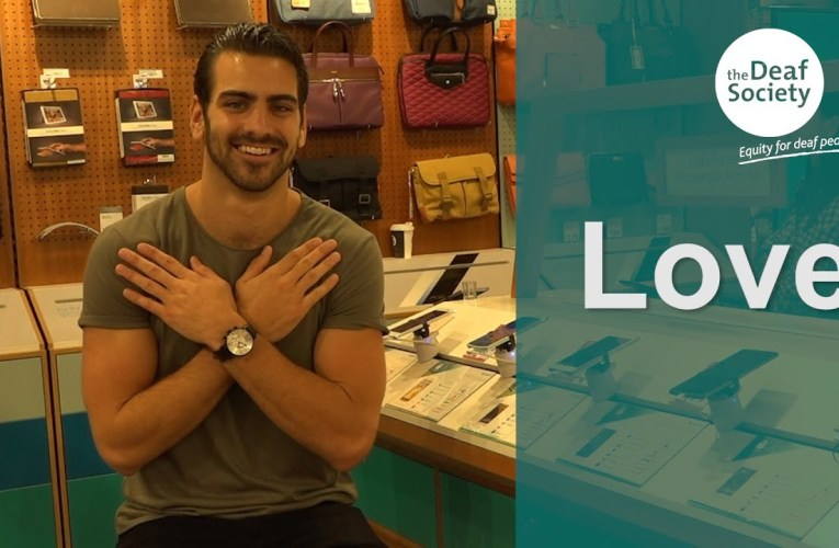 Nyle DiMarco on why people should learn sign language?