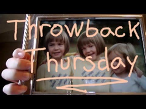 throwback thursday | Vlogmas Day 22