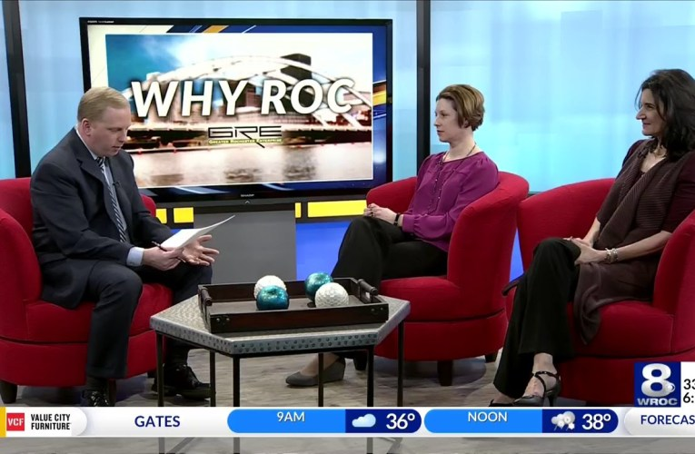 RIT on TV: Gaming in Rochester