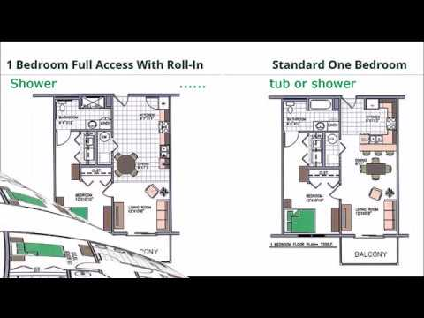 Alder Springs Deaf and Blind Community's  Floor Plans