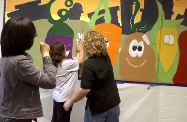 Voyage of Mural Art – Fall 2014