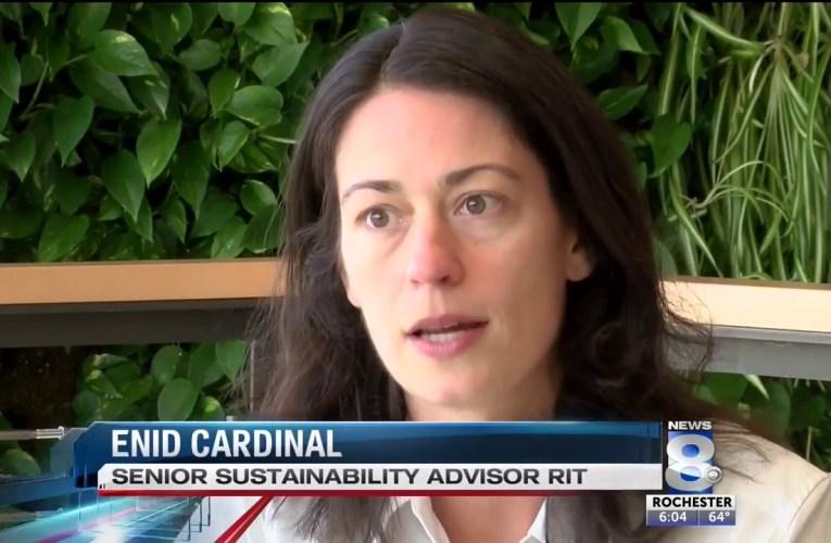 RIT on TV: Paris Climate Accord