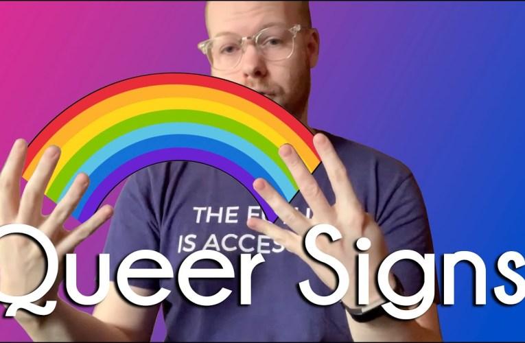 Queer Signs   Update