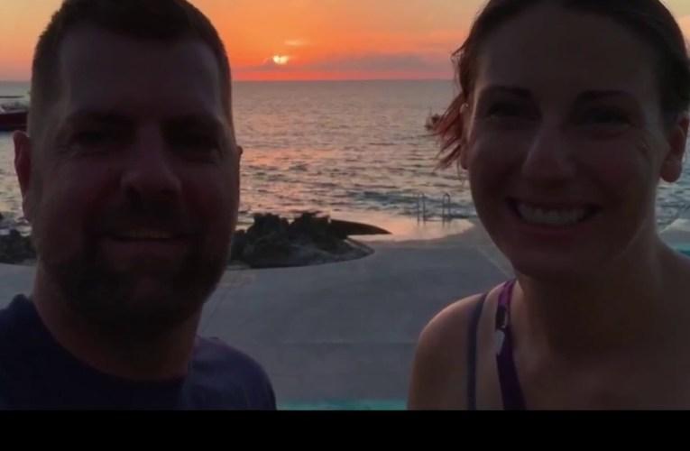 Grand Cayman: Shrimp and Bacon