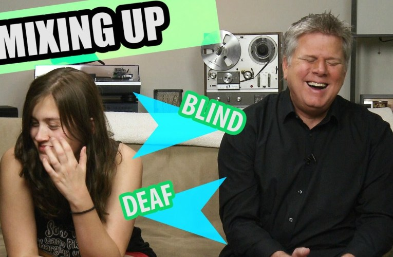 When People Mix Up Being Deaf And Blind | ft. Tommy Edison